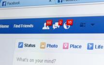 Facebook domine les partages sociaux