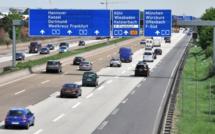 Allemagne : la vignette routière qui fait polémique