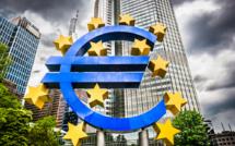 Le taux d'inflation de la zone euro remonte à 0,3% en mai