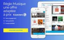 Avec Réglo Musique, Leclerc lance son service de streaming musical
