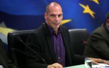 La Grèce planchait sur un plan de retour à la drachme