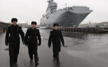 Paris et Moscou ont trouvé un accord concernant les Mistral