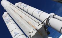 Ariane 6 sur le pas de tir