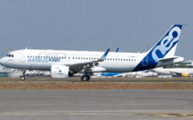 Commande record de 250 A320neo pour Airbus
