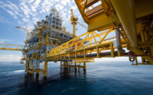 Découverte d'un gisement de gaz géant en Egypte