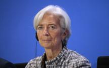 Christine Lagarde prévoit une croissance mondiale plus faible que prévu