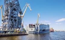 Mistral : l'équipement russe va être démonté