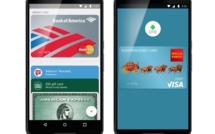 Android Pay se lance aux États-Unis pour concurrencer Apple Pay