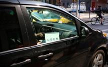 Uber : nouvelle manifestation des taxis à Bruxelles