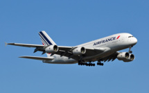 ​Air France prépare la suppression de 2900 postes