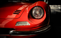 Ferrari en trombe à la Bourse de New York