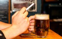Alcool, tabac : la France mal placée