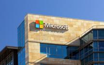 Microsoft investit en France