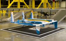 Amazon pousse encore son service de livraison par drones