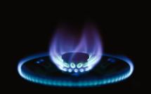 Baisse du prix du gaz en janvier 2016