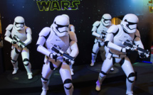 Star Wars dépasse le milliard de dollars de recettes