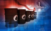 Le baril de pétrole descend sous les 33 dollars