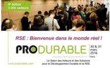Salon Produrable : en route pour la 9ème édition