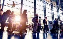 Transport aérien : en forte hausse en 2015