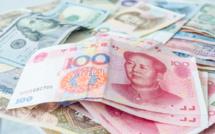 La Chine injecte beaucoup d'argent pour soutenir sa monnaie