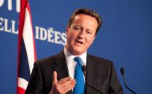 Brexit : Angela Merkel en accord avec David Cameron