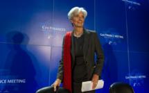Christine Lagarde conserve la tête du FMI