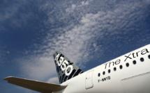 Airbus : 1000 milliards d'euros dans le carnet de commandes