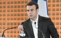Emmanuel Macron défend la réforme sur le code du travail