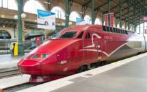 Thalys : Paris-Bruxelles à partir de 10 euros