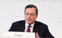 Mario Draghi annonce une baisse de tous les taux directeurs de la BCE