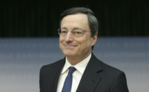 Mario Draghi prévoit des taux d'intérêt bas pour longtemps
