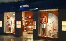 Hermès : une bonne année 2015, mais gare à 2016