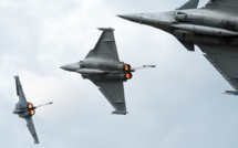 Inde : l'acquisition de Rafale proche d'aboutir